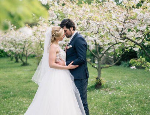 Mariage au château de Breteuil – Denise & Philippe