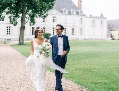 Mariage au Château Barthélémy – Gabriella & Jules