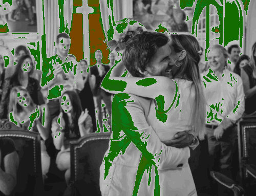 Mariage à la Mairie de Neuilly sur Seine – Helline & Edward